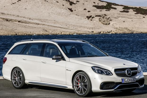2014 Mercedes-Benz E-Class: First Drive Review featured image large thumb9