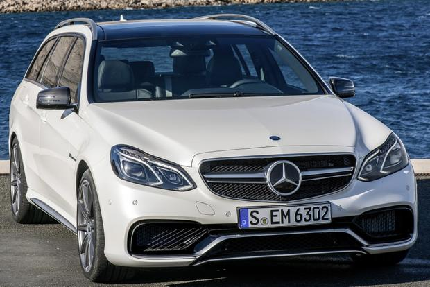 2014 Mercedes-Benz E-Class: First Drive Review featured image large thumb10