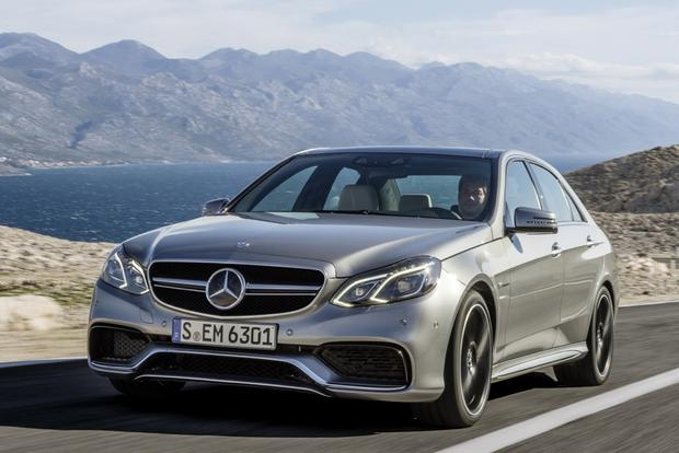 2014 Mercedes-Benz E63 AMG: New Car Review