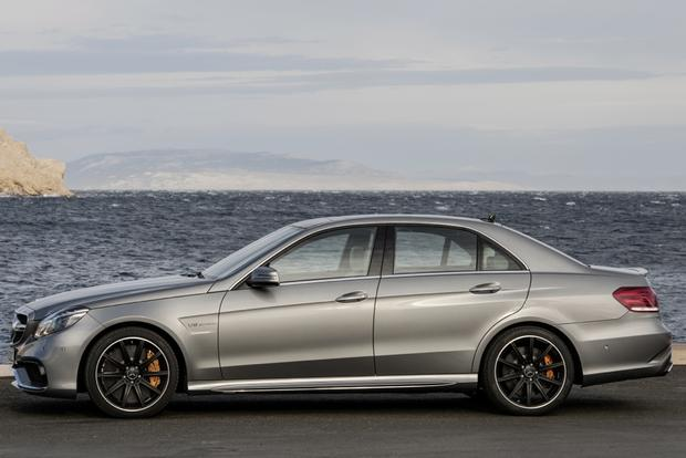 2014 Mercedes-Benz E63 AMG: New Car Review featured image large thumb1