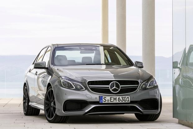 2014 Mercedes-Benz E63 AMG: New Car Review featured image large thumb2