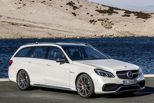 2014 Mercedes-Benz E63 AMG: New Car Review featured image large thumb5