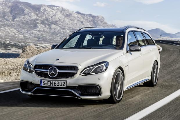 2014 Mercedes-Benz E63 AMG: New Car Review featured image large thumb6