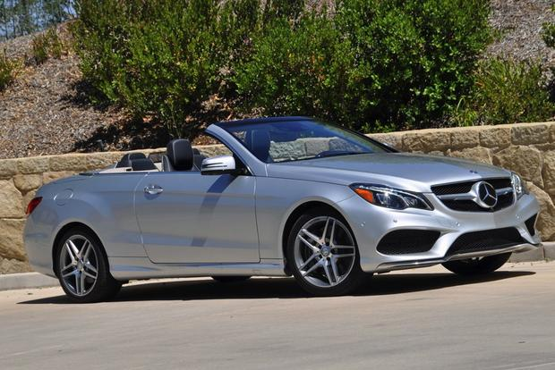 2014 Mercedes-Benz E-Class Cabriolet: Real World Review featured image large thumb1