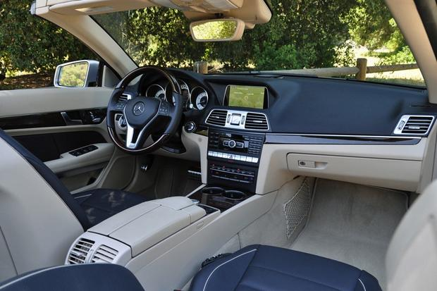 2014 Mercedes Benz E Class Cabriolet: Real World Review Featured Image  Large Thumb2