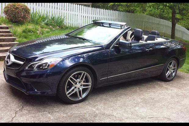 Mercedes E400 Convertible >> 2015 Mercedes Benz E400 Cabriolet Real World Review Autotrader