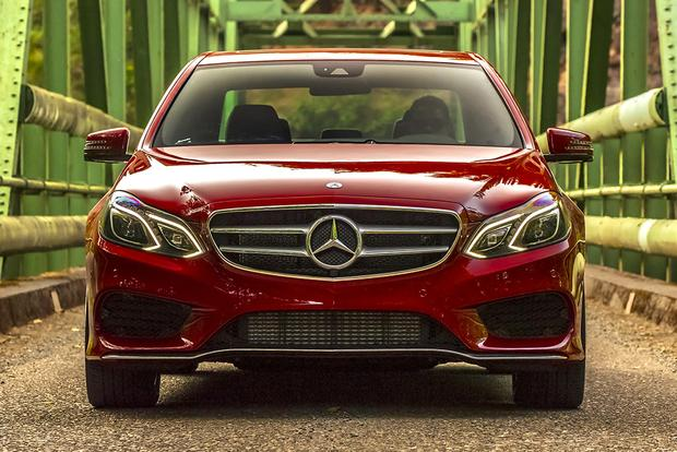 2015 Mercedes-Benz E-Class: New Car Review featured image large thumb0