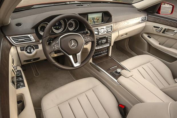 2015 Mercedes-Benz E-Class: New Car Review featured image large thumb1