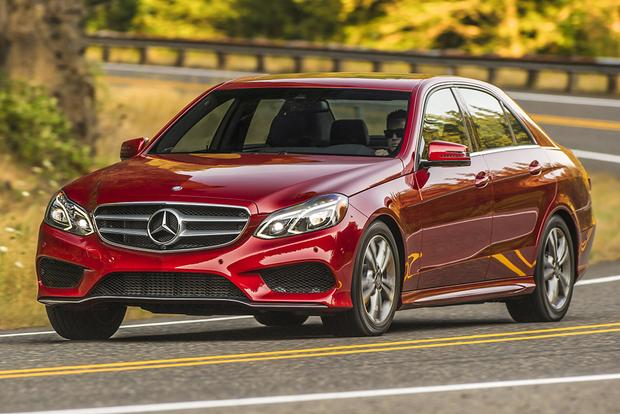 2015 Mercedes-Benz E-Class: New Car Review featured image large thumb4