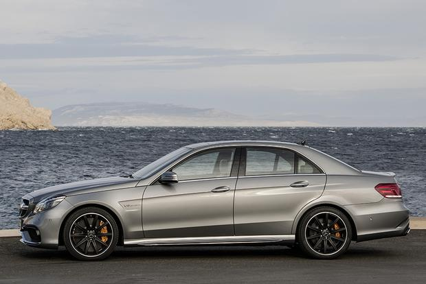 2015 Mercedes-Benz E-Class: New Car Review featured image large thumb5