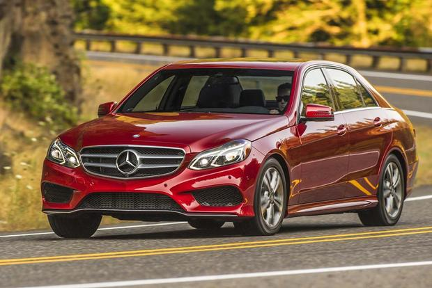 2016 vs  2017 Mercedes-Benz E-Class: What's the Difference? - Autotrader