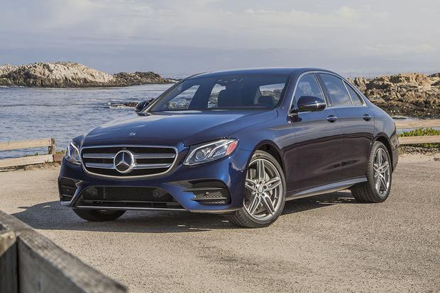 2016 Vs 2017 Mercedes Benz E Class What S The Difference