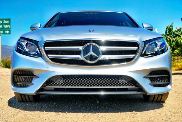 2017 Mercedes-Benz E-Class: First Drive Review featured image large thumb2