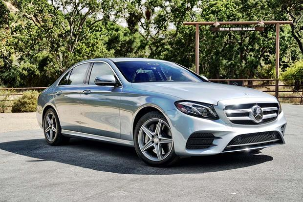 2017 Mercedes-Benz E-Class: First Drive Review featured image large thumb1