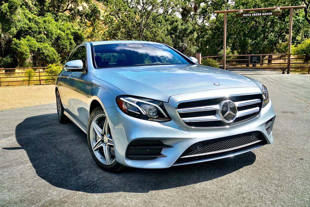 2017 Mercedes-Benz E-Class: First Drive Review featured image large thumb0