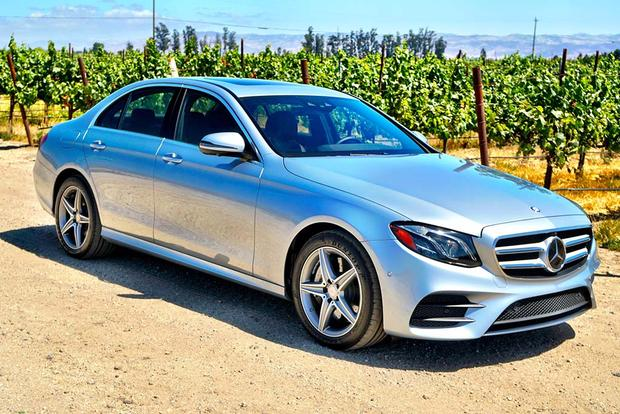 2017 Mercedes-Benz E-Class: First Drive Review featured image large thumb4