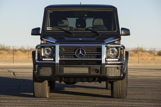 2015 Mercedes-Benz G-Class: New Car Review featured image large thumb0