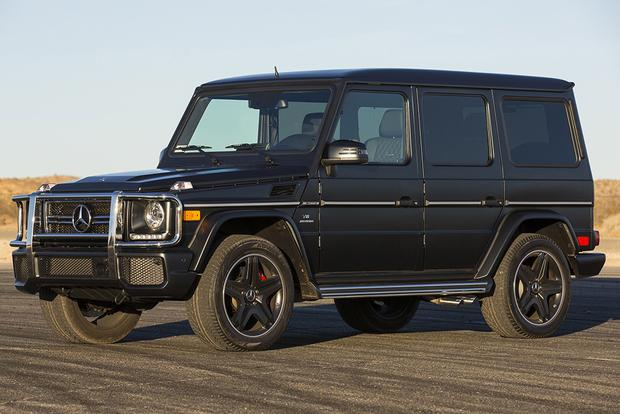 G Wagon 2015 >> 2015 Mercedes Benz G Class New Car Review Autotrader