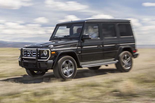 2016 Mercedes-Benz G-Class: New Car Review