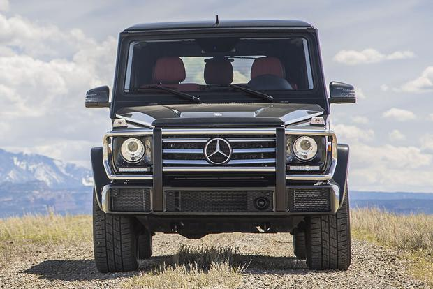 2017 Mercedes Benz G Cl New Car Review Autotrader
