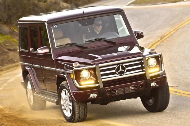2014 Mercedes-Benz G-Class: New Car Review featured image large thumb0