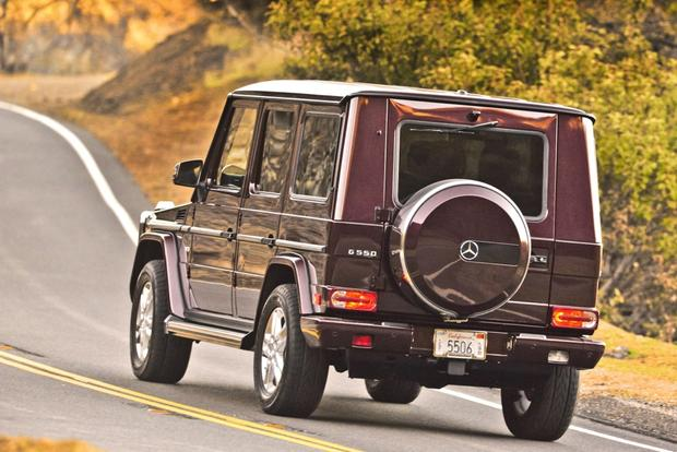2014 Mercedes-Benz G-Class: New Car Review featured image large thumb1