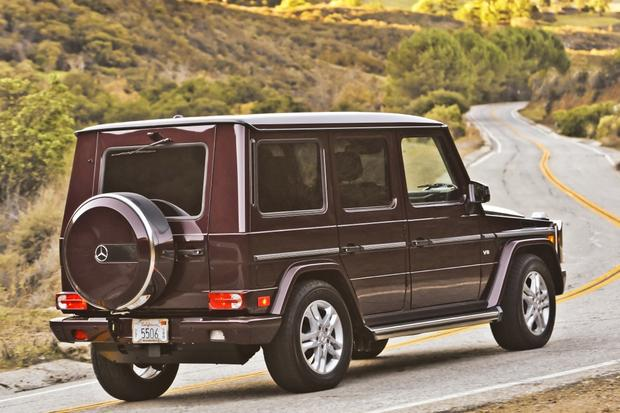 2014 Mercedes-Benz G-Class: New Car Review featured image large thumb2
