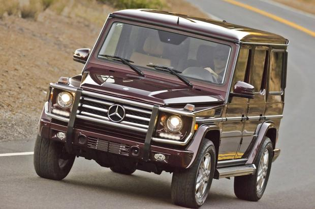 2014 Mercedes-Benz G-Class: New Car Review featured image large thumb3