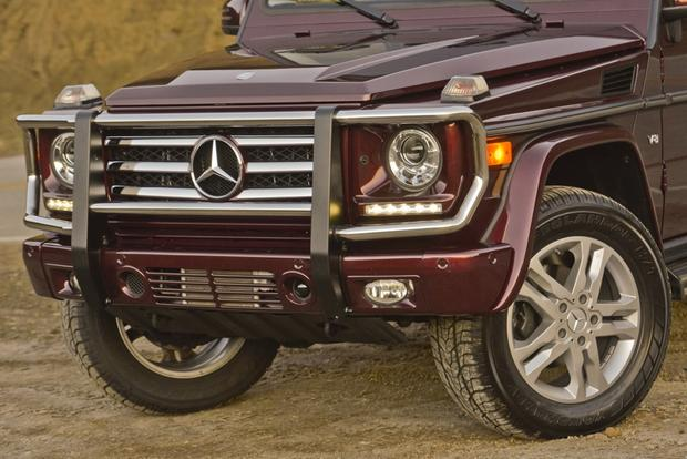 2014 Mercedes-Benz G-Class: New Car Review featured image large thumb4