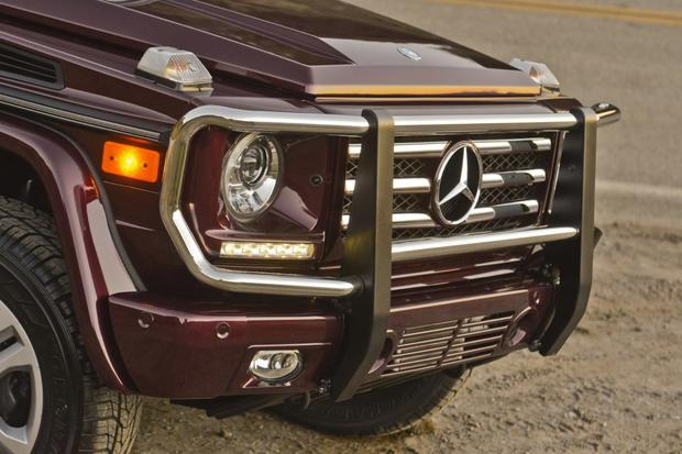 2014 Mercedes-Benz G-Class: New Car Review featured image large thumb5