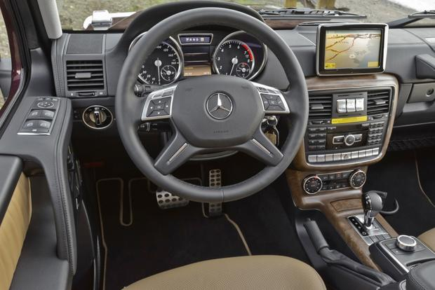 2014 Mercedes-Benz G-Class: New Car Review featured image large thumb6