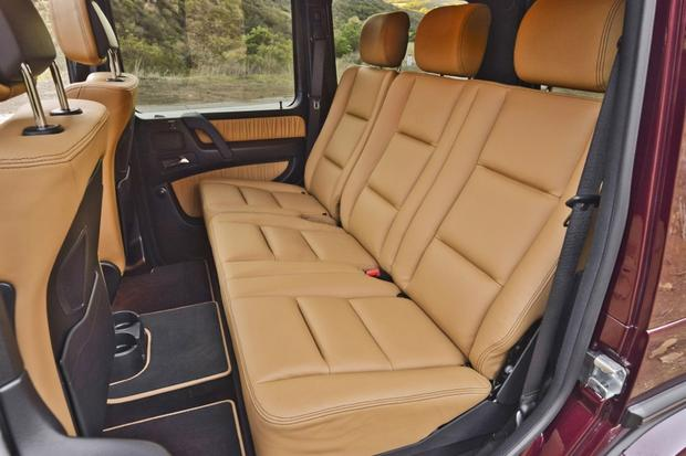 2014 Mercedes-Benz G-Class: New Car Review featured image large thumb7
