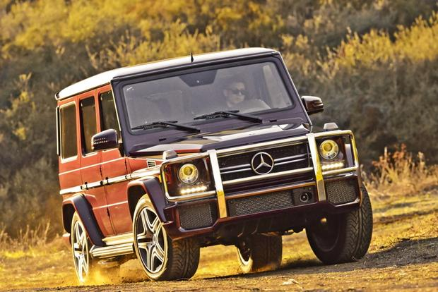 2014 Mercedes-Benz G-Class: New Car Review featured image large thumb9