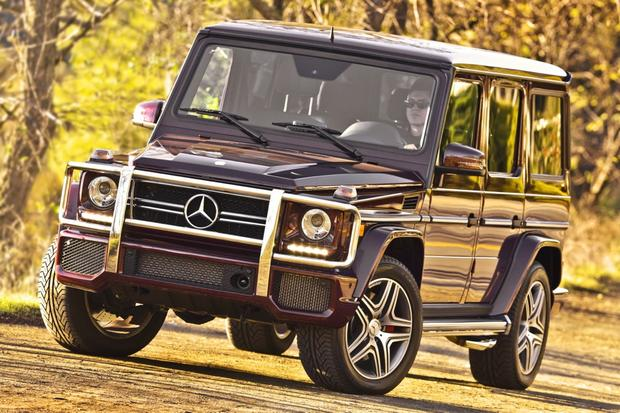 2014 Mercedes-Benz G-Class: New Car Review featured image large thumb10