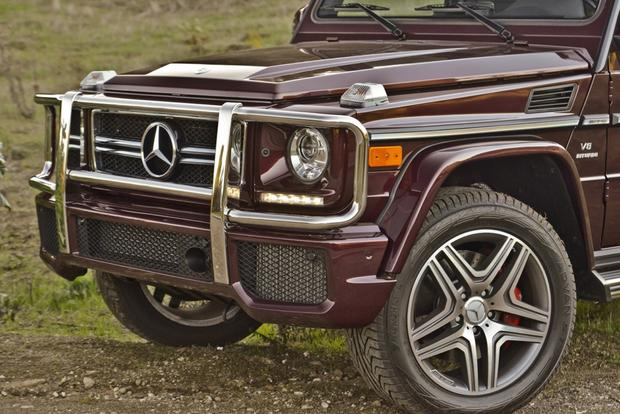 2014 Mercedes-Benz G-Class: New Car Review featured image large thumb15