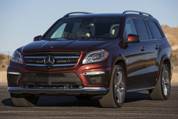 2013 Mercedes-Benz GL-Class: New Car Review featured image large thumb0
