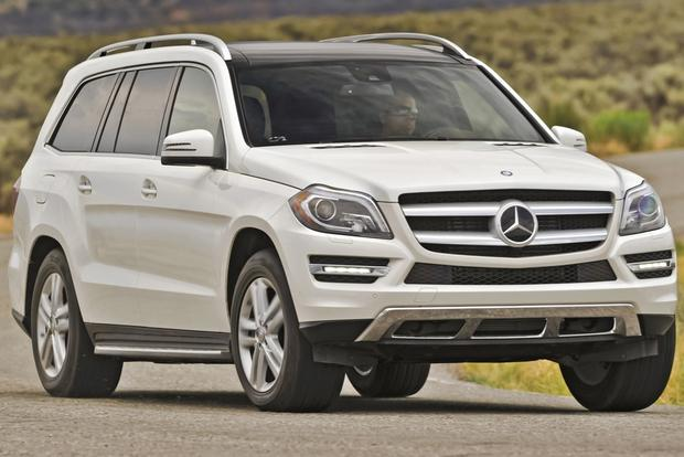 2013 Mercedes-Benz GL-Class: New Car Review featured image large thumb2