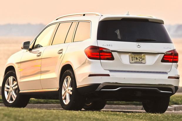 2013 Mercedes-Benz GL-Class: New Car Review featured image large thumb3