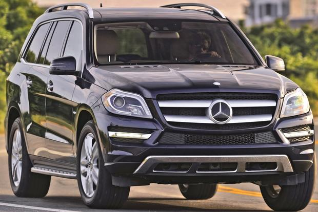 2013 Mercedes-Benz GL-Class: New Car Review featured image large thumb4