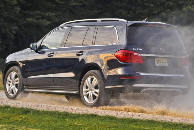 2013 Mercedes-Benz GL-Class: New Car Review featured image large thumb5