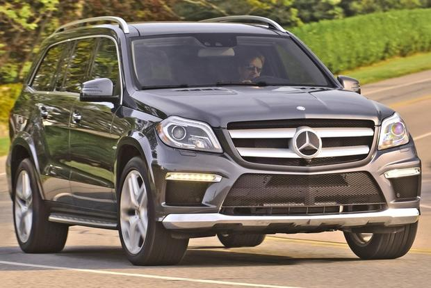 2013 Mercedes-Benz GL-Class: New Car Review featured image large thumb7
