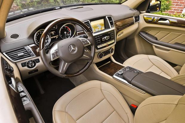 2013 Mercedes-Benz GL-Class: New Car Review featured image large thumb10