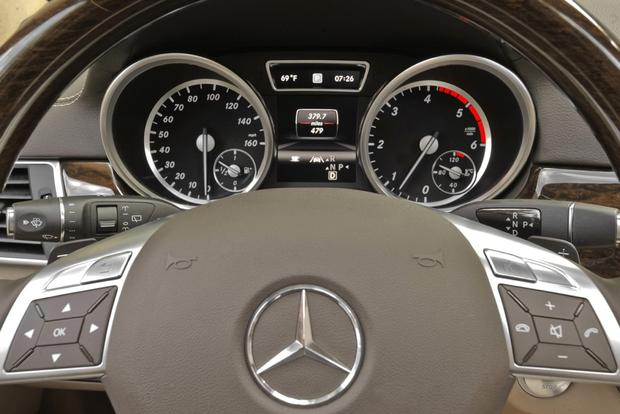 2013 Mercedes-Benz GL-Class: New Car Review featured image large thumb11