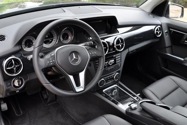2014 Mercedes-Benz GLK-Class: New Car Review featured image large thumb4