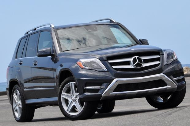 2014 Mercedes-Benz GLK-Class: New Car Review featured image large thumb2