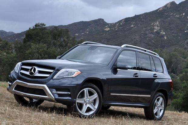 Superb 2014 Mercedes Benz GLK Class: New Car Review Featured Image Large Thumb0