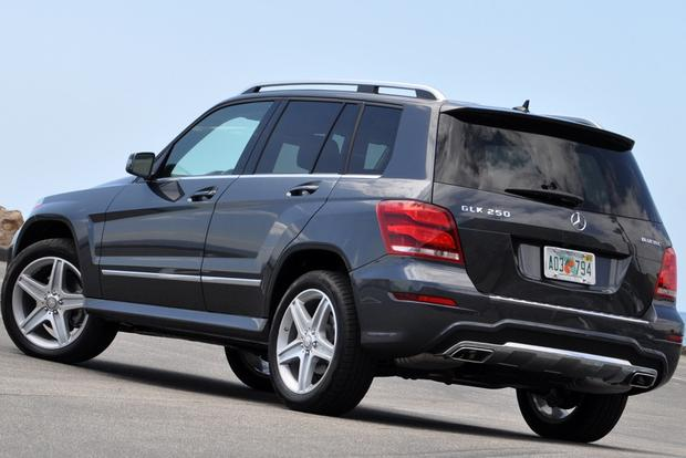 2014 Mercedes Benz GLK Class: New Car Review Featured Image Large Thumb3