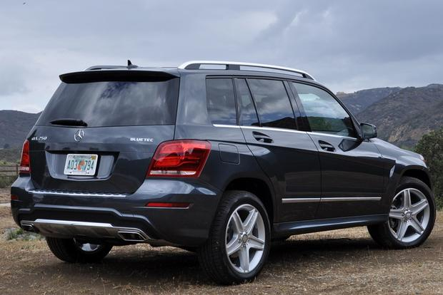 Lovely 2014 Mercedes Benz GLK Class: New Car Review Featured Image Large Thumb1