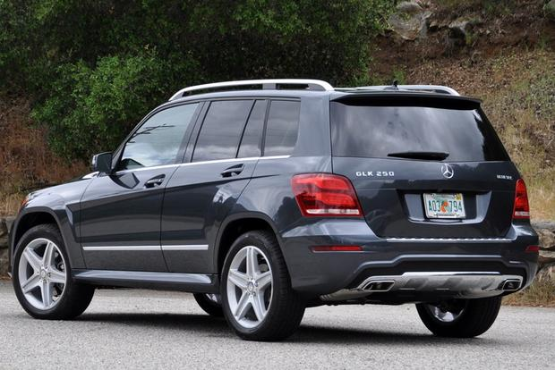 2013 Mercedes-Benz GL-Class: New Car Review featured image large thumb20