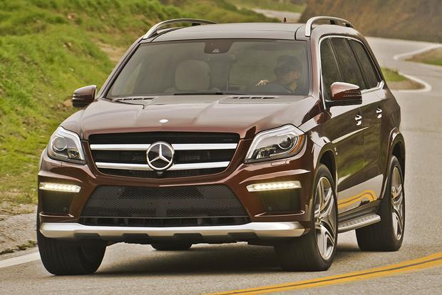2015 mercedes benz gl class new car review autotrader for 2015 mercedes benz gl